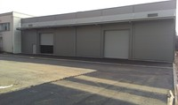 New warehouse (1000 square metres)
